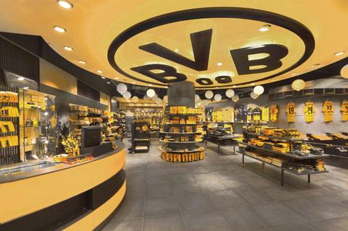 Shop Fans Fan Shop Bvb